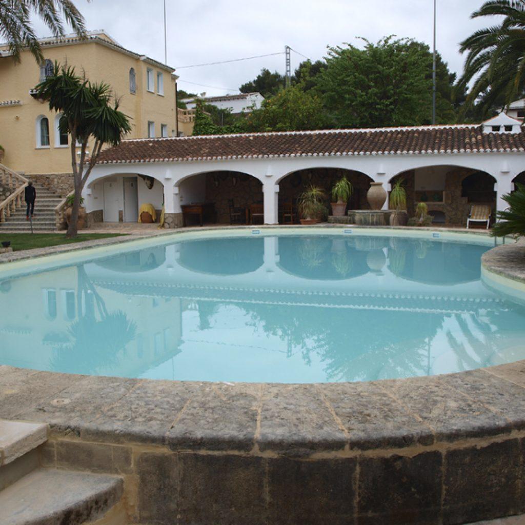 Reparacion de piscinas alicante murcia valencia y for Piscinas municipales elche